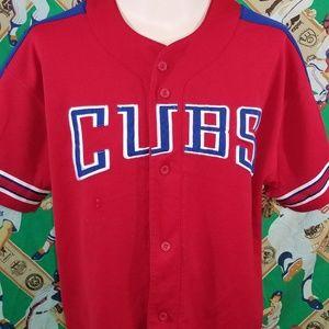 Cubs starter blank Jersey